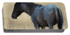 Wild Blue Mustang Portable Battery Charger