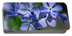 Wild Blue Phlox Dspf0386 Portable Battery Charger