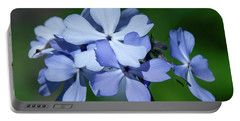 Wild Blue Phlox Dspf0387 Portable Battery Charger