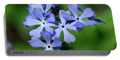 Wild Blue Phlox Dspf0388 Portable Battery Charger