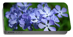 Wild Blue Phlox Dspf0391 Portable Battery Charger