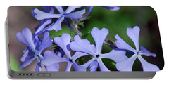 Wild Blue Phlox Dspf0392 Portable Battery Charger