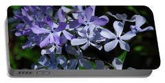 Wild Blue Phlox Dspf0395 Portable Battery Charger