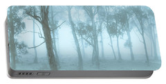 Wild Blue Woodland Portable Battery Charger