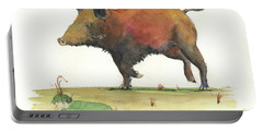 Wild Boar Delgadin Portable Battery Charger