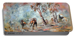 Wild Brumbies Portable Battery Charger