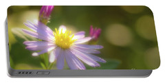 Wild Chrysanthemum Portable Battery Charger