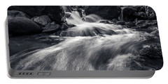 wild creek in Harz, Germany Portable Battery Charger