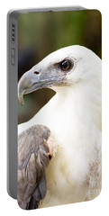 Portable Battery Charger featuring the photograph Wild Eagle by Jorgo Photography - Wall Art Gallery