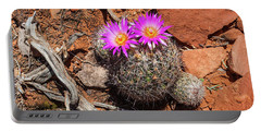 Wild Eyed Cactus Portable Battery Charger