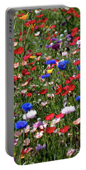 Wild Flower Meadow 2 Portable Battery Charger