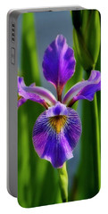 Wild Iris In Flight Portable Battery Charger