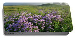 Wild Mints Galore In Glacial Park Portable Battery Charger