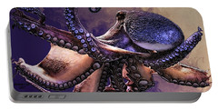 Wild Octopus Portable Battery Charger