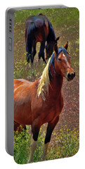 Wild Paint Stallion Portable Battery Charger