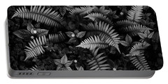 Wild Plants Portable Battery Charger