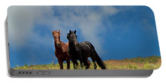 Wild Stallions Together Portable Battery Charger
