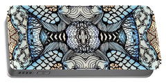 Wild Thoughts Portable Battery Charger