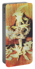Wild West Saloon Dancer Still Life Portable Battery Charger