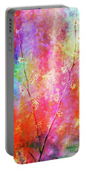 Wild, Wild, Witch Hazel Portable Battery Charger