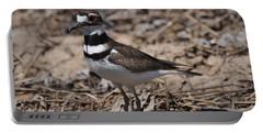 Wildbird Killdeer Mother Portable Battery Charger