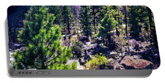 Wilderness Portable Battery Charger by Nancy Marie Ricketts