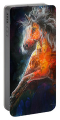 Wildfire Fire Horse Portable Battery Charger