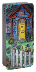 Wildflower Cottage Portable Battery Charger