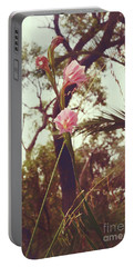 Wildflower I Portable Battery Charger by Cassandra Buckley