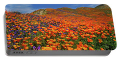 Wildflower Jackpot Portable Battery Charger