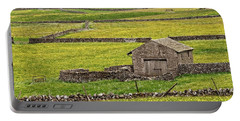 Wildflower Meadows Portable Battery Charger