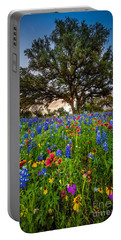 Wildflower Tree Portable Battery Charger