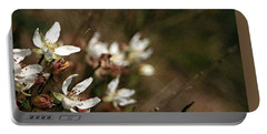 Portable Battery Charger featuring the photograph Wildflowers by Marna Edwards Flavell
