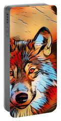 Wildlife Wolf 1 Portable Battery Charger