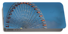 Wildwood Ferris Wheel Portable Battery Charger