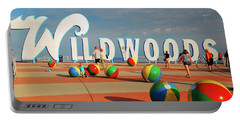 Wildwoods Portable Battery Charger