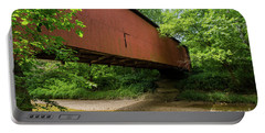 Wilkens Mill Covered Bridge Portable Battery Charger