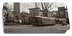 Wilkes Barre Pa Public Square Oct 1940 Portable Battery Charger