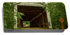 Wilkins Mill Covered Bridge Portable Battery Charger