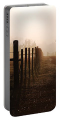 Will They Be Mist Portable Battery Charger by Robert Meanor