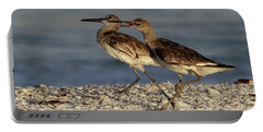 Willet Fight Portable Battery Charger