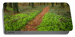 William Butler Yeats Woods Of Coole Park Portable Battery Charger
