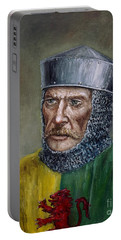 William Marshal Portable Battery Charger