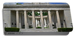 Portable Battery Charger featuring the photograph William Mckinley Memorial 003 by George Bostian