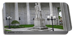 Portable Battery Charger featuring the photograph William Mckinley Memorial 004 by George Bostian