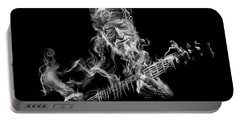 Willie - Up In Smoke Portable Battery Charger