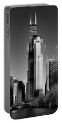 Willis Skyscraper Chicago Portable Battery Charger