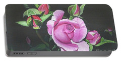Will's Rose Portable Battery Charger