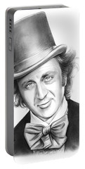 Willy Wonka Portable Battery Charger by Greg Joens