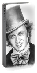 Willy Wonka Portable Battery Charger